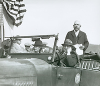 3/17/1925 Dedication day for the Lake Hollywood Dam