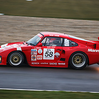 #58, Porsche 935 K3 (1980), confirmed driver: Urs Beck, Group 5 Special Production,at Goodwood 76th Members Meeting, Goodwood Motor Circuit, on 17.03.2018