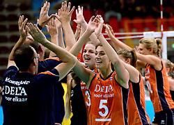 23-09-2014 ITA: World Championship Nederland - Kazachstan, Verona<br /> Nederland wint de opening wedstrijd met 3-0 / Robin de Kruijf