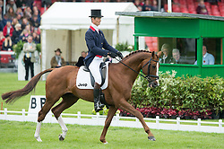 Fox Pitt William, (GBR), Chilli Morning<br /> Dressage <br /> Mitsubishi Motors Badminton Horse Trials - Badminton 2015<br /> © Hippo Foto - Jon Stroud<br /> 08/05/15