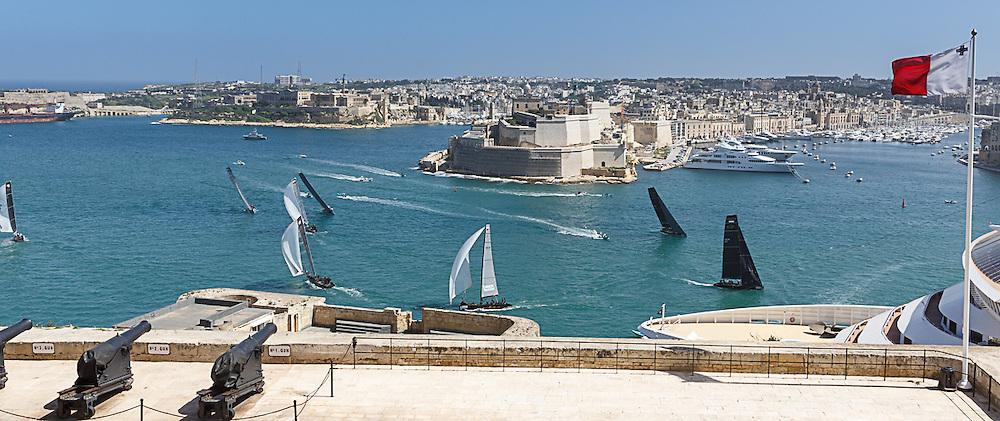 RC44 Valletta Cup
