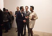 DANIEL ADAMS; BRUNO COLLINS;DIANE HENRY LEPART, Playtime, Isaac Julien, Victoria Miro Gallery. Wharf Rd. London. 23 January 2014