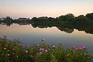 New York, Long Island, Southampton, Gin Lane, Old Town Pond