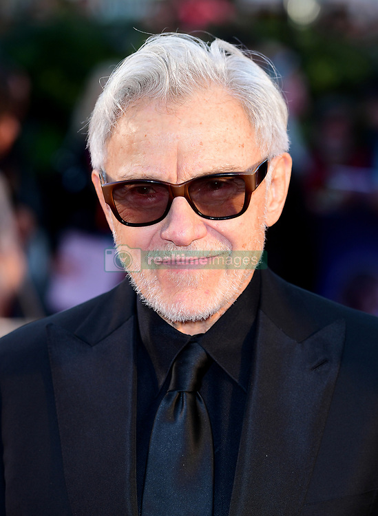 Harvey Keitel attending the Closing Gala and International premiere of The Irishman, held as part of the BFI London Film Festival 2019, at the Embankment Cinema, London.