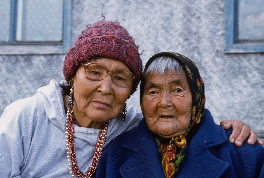 Village of New Chaplino, Chukostk Peninsula, NE Russia
