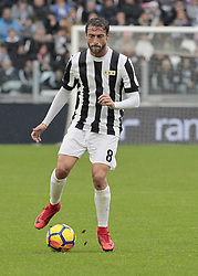 November 5, 2017 - Turin, Italy - Claudio Marchisio during Serie A match between Juventus v Benevento, in Turin, on november 5, 2017  (Credit Image: © Loris Roselli/NurPhoto via ZUMA Press)