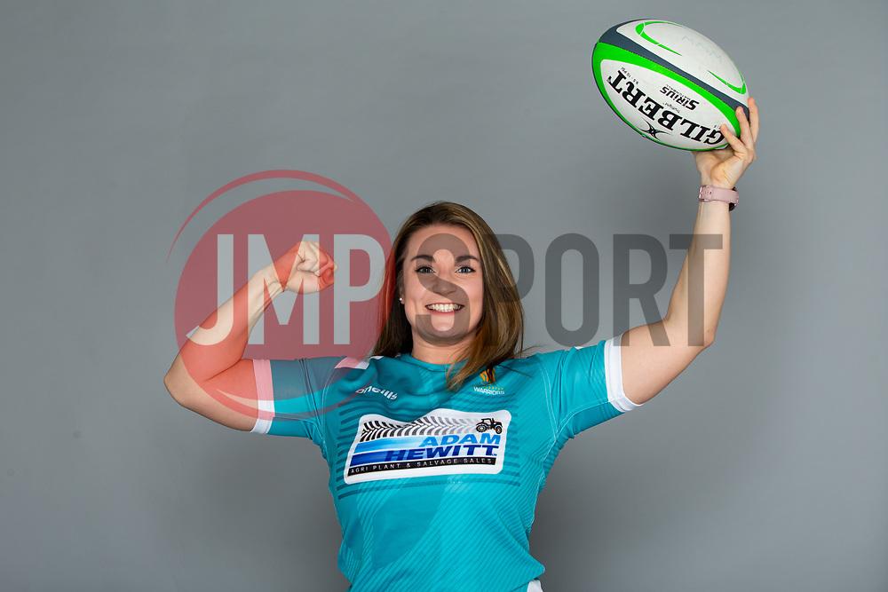 Jo Brown of Worcester Warriors Women - Mandatory by-line: Robbie Stephenson/JMP - 27/10/2020 - RUGBY - Sixways Stadium - Worcester, England - Worcester Warriors Women Headshots