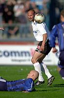 Bærum 21042003 Eliteserien i fotball Stabæk - Odd. Edwin Van Ankeren, Odd<br /> <br /> Foto: Andreas Fadum, Digitalsport
