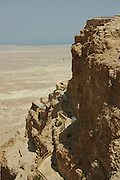 Israel, Masada,