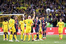 Nantes vs Paris SG 17 April 2019