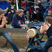 The Axe Women of Maine at the Topsfield, MA Fair
