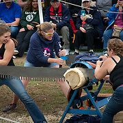The Axe Women of Maine at the Topsfield, MA Fair