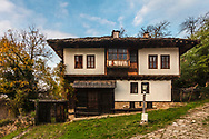 Old Bulgarian houses in architectural reserve of Bozhentsi