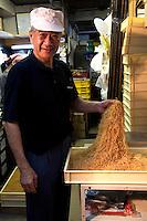 Japanese Fresh Noodle Vendor