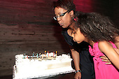 The Sparkling Celebration for the Birthday of Harriette Cole held at the Galapagos Art Space