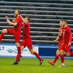 Morton v  Brora Rangers, 3rd Round of the Scottish Cup