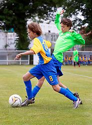 12 June 2021. St Pol, Hauts de France, France.<br /> US Montreuil U15 v St Pol.<br /> Montreuil a gagné 7-0<br /> Photo©; Charlie Varley/varleypix.com