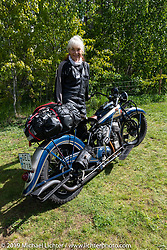 After the Twin Club's Custom Bike Show. Norrtälje, Sweden. Sunday, June 2, 2019. Photography ©2019 Michael Lichter.