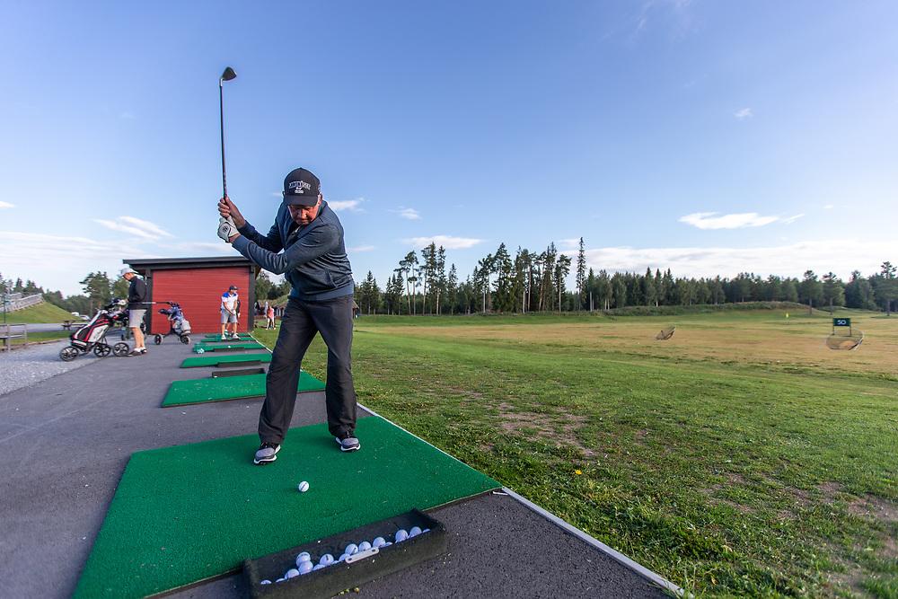 SANDNÄSET 20200820<br /> Bilder från Ahlsellgolfen 2020 på Sandnäset Golfklubb.