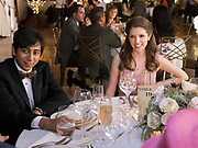 TABLE 19, FROM LEFT, TONY REVOLORI, ANNA KENDRICK, 2017. PH: JACE DOWNS. TM & COPYRIGHT ©FOX SEARCHLIGHT PICTURES. ALL RIGHTS RESERVED