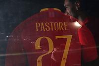 AS Roma New player Javier Pastore press conference <br /> Roma 26-06-2018 Villa Stuart <br /> Foto Gino Mancini/Insidefoto