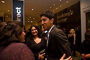 Dev Patel, The London Critics' Circle Film Awards 2009 in aid of the NSNCC. Grosvenor House Hotel . Park Lane. London. 4 February 2009 *** Local Caption *** -DO NOT ARCHIVE -Copyright Photograph by Dafydd Jones. 248 Clapham Rd. London SW9 0PZ. Tel 0207 820 0771. www.dafjones.com<br /> Dev Patel, The London Critics' Circle Film Awards 2009 in aid of the NSNCC. Grosvenor House Hotel . Park Lane. London. 4 February 2009