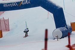 Gourley Mitchell of Austria during Slalom race at 2019 World Para Alpine Skiing Championship, on January 23, 2019 in Kranjska Gora, Slovenia. Photo by Matic Ritonja / Sportida