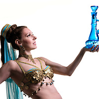 Belly Dancer, I dream of Jeannie