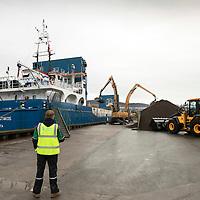 Perth Harbour Cargo Unloaded