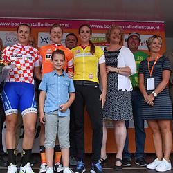 31-08-2016: Wielrennen: Ladies Tour: Gennep<br /> GENNEP (NED) wielrennen<br /> In Gennep werd een ploegtijdrit verreden