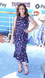 July 1, 2018 - Los Angeles, California, USA - 6/30/18.Molly Shannon at the premiere of ''Hotel Transylvania 3: Summer Vacation'' held at the Westwood Village Theatre in Los Angeles, CA. (Credit Image: © Starmax/Newscom via ZUMA Press)