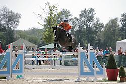 Kuipers Doron (NED) - Ups A Daisy<br /> European Jumping Championship Magna Racino 2012<br /> © Hippo Foto - Florian Brauchli