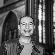 NLD/Amsterdam//20140327 - Presentatie deelnemers Op Zoek naar God 2014, Lange Frans Frederiks