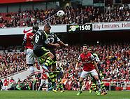 Arsenal v Stoke City 220913