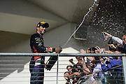 October 30-November 2 : United States Grand Prix 2014, Daniel Ricciardo (AUS), Red Bull-Renault