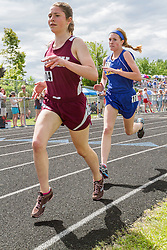 Maine State Track & Field Meet, Class B: girls 800 meters, Greely