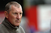 Photo: Tony Oudot.<br /> Brentford v Stockport County. Coca Cola League 2. 29/09/2007.<br /> Brentford manager Terry Butcher