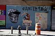 New York. Meat packing district / le meat packing district ancien quartier des boucheries.  New york - Etats unis