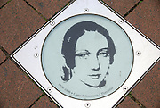 Bonn, Germany Clara Schumann at Beethoven's birth house and museum