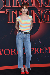 """Tallulah Willis attends the premiere of Netflix's """"Stranger Things"""" Season 3 on June 28, 2019 in Santa Monica, CA, USA. Photo by Lionel Hahn/ABACAPRESS.COM"""