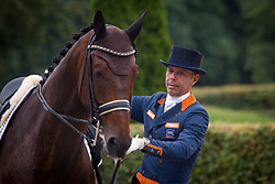 Minderhoud Hans Peter, NED, Glock's Casper<br /> WK Ermelo 2019<br /> © Hippo Foto - Sharon Vandeput<br /> 3/08/19