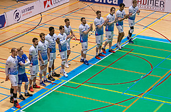 Team Lycurgus during the league match between Active Living Orion vs. Amysoft Lycurgus on March 20, 2021 in Doetinchem.