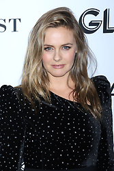 Alicia Silverstone attends the 2018 Glamour Women of the Year Awards at Spring Studios in New York