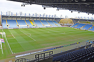General view inside stadium during the EFL Sky Bet League 1 match between Oxford United and Sunderland at the Kassam Stadium, Oxford, England on 9 February 2019.