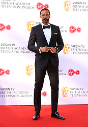 Rio Ferdinand attending the Virgin TV British Academy Television Awards 2018 held at the Royal Festival Hall, Southbank Centre, London.