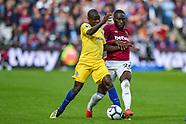 West Ham United v Chelsea 230918