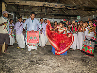 Villages at Bardia National Park put on a  lively cultural performance.