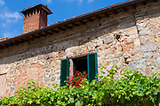 House design in Tuscany
