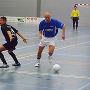 ZVV Hilversum - FC Marlene, Anouk Roest (r)