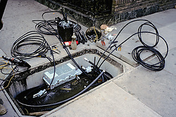 Underground Cable Tv